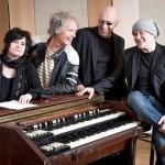 Fabio Zeppetella, Emmanuel Bex, Geraldine Laurent e Roberto Gatto