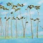 Riccardo Corti, olio su tela (mostra PENSAMI)