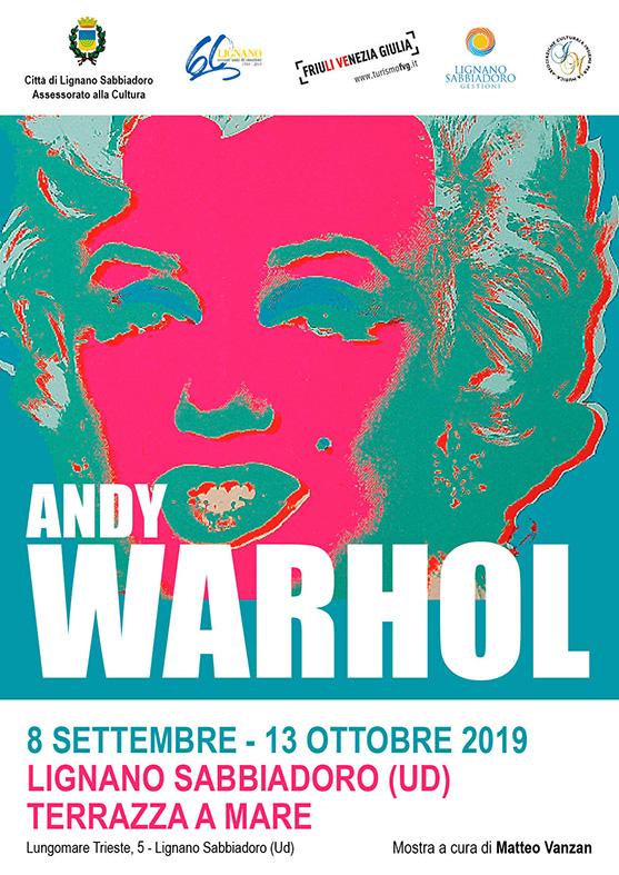 Mostra Andy Warhol A Lignano Sabbiadoro In Provincia Di Udine