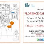 Florence Garage Sales-savethedate